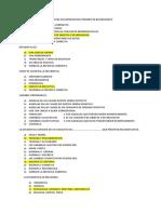 Banco de Preguntas y Repuestas de Matematicas Primero de Bachillerato