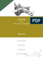 Lodha at Hyderabad - Select