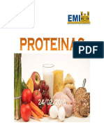 CAPITULO 1 PROTEINAS