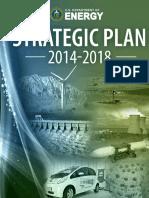 USA 2014 Dept Energy Strategic Plan