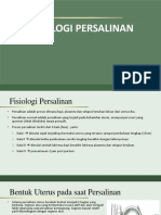 Presus Fisiologi Persalinan