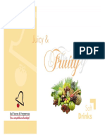 Juicy&Fruity - Soft Drinks
