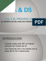 Uml y El Proceso Unificado-workflow del  Análisis Orientado a Objetos