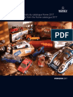 Norev Catalogue 2017 Extraits