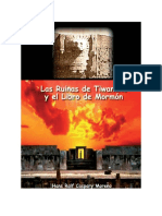 Libro - Las Ruinas de Tiwanaku y El Libro de Mormón- Por Hans Ralf Caspary Moreno- La Paz- Bolivia- Sudamérica-20!06!2006