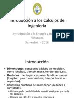 Introducción a Los Cálculos de Ingeniería