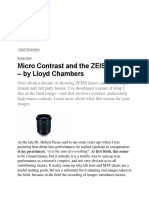 Zeiss Pop Microcontrast Lloyd Chambers Article