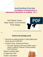 Ch 1 Overview Auditing