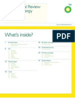 BP Statistical Review of World Energy Full Report 2010