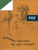Víctor Daniel Bonilla - Historia Política de Los Paeces
