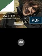 Bluetooth Acessorios
