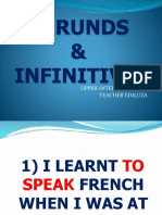 5A - File 6A - Gerunds and Infinitives - To Correct the Grammar Activity
