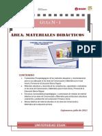 Materiales didactico
