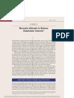 Case Study Monsanto (1)