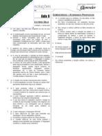 Português - Caderno de Resoluções - Apostila Volume 2 - Pré-Universitário - port2 aula09
