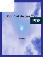 Control de Gestion - Blonda(Author)