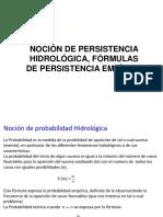 Lección 05 Persistencia Hidrológica.pptx