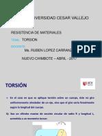 Torsión Ucv Semana 03