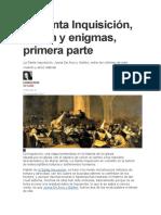 La Santa Inquisición