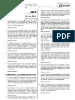 Português - Caderno de Resoluções - Apostila Volume 2 - Pré-Universitário - port4 aula06