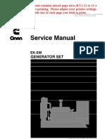 Onan Ek Service 928-0505