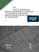 El Modelo Social de Discapacidad