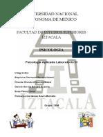 PAL III. Representación de la realidad a través juego simbolico en niños preescolares.