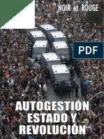 Autogestión, Estado y Revolución - Noir et Rouge