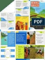 Brosur Map Mining Services