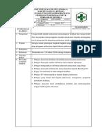 BABEKO 2.3.9EP3 SOP Umpan Balik Pelaporan Dari Pelaksana Kepada Penanggungjawab Program Dan Pimpinan Puskesmas Untuk Perbaikan Kinerja