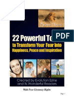 22 Tools To Transform Your Fear.pdf