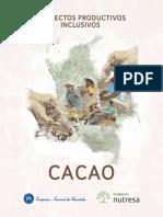 Cartilla Proyectos Inclusivos de Cacao