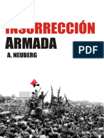 La Insurrección Armada - A. Neuberg (Komintern. 1923)