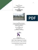 Training Report on 132/33 kv sub-station | Electrical Substation