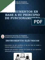 Instrumentos electricos