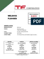 Approved Carbon Steel Flanges