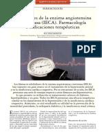 Indicaciones Terapeuticas de Los IECAs