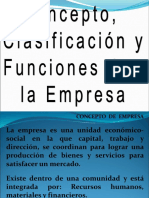 Clasificacion de Las Empresas_presentacion 1