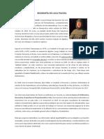 Biografía de Luca Pacioli