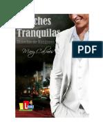Mary Calmes - Historias de Mangrove 02 - Noches Tranquilos