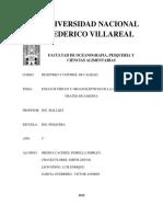 1ER° - ensayo fisico y organoleptico (grated de sardinas)