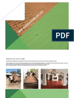 English African Mahogany Brochure