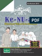Ke-NU-an Kelas 10 _ Juli 2017 + COVER