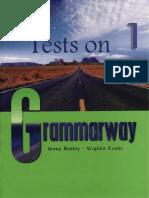 Tests on Grammarway1.4