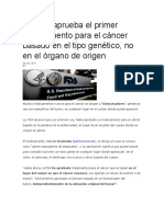 Noticia de Interes Farmaceutico