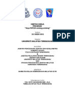 Kadet Polis Terengganu Bakti Murni 15