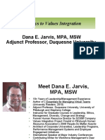 Jarvis_10 Keys to Values Integration
