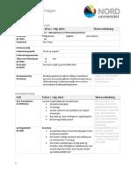 Emnebeskrivelse - Norsk Xxx Management Av Infosys