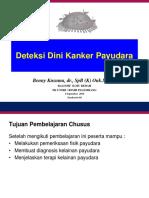 Tayang Deteksi Dini Kanker Payudara Jaya Karta 1 September 2016 BK