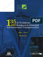 Volum Aniversar 135 Ani CFDP